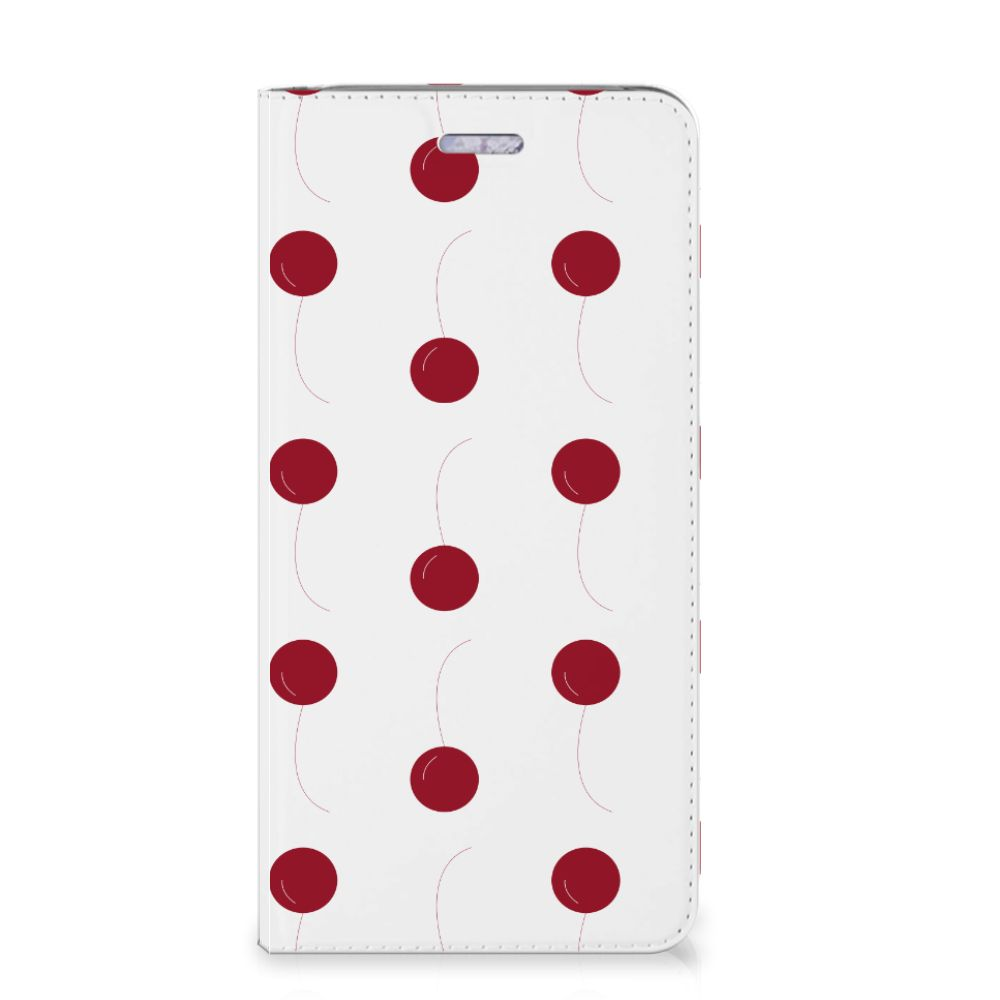 Nokia 9 PureView Flip Style Cover Cherries