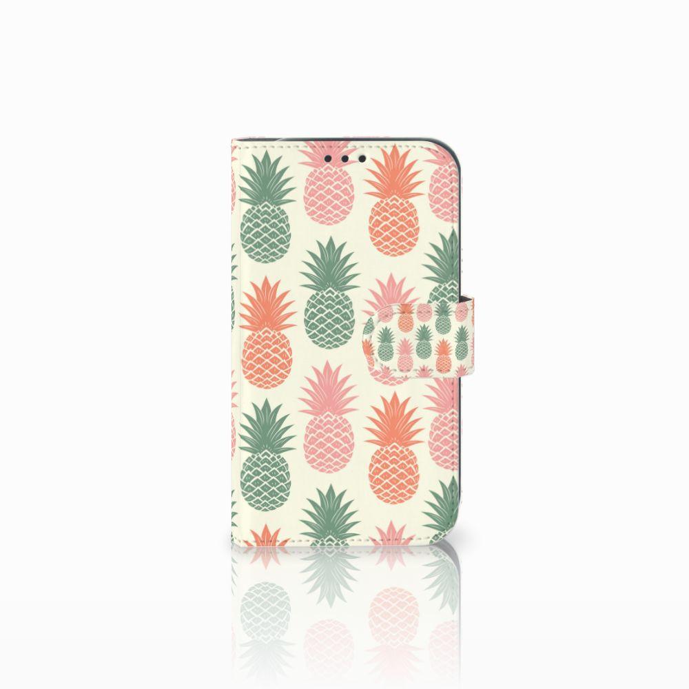 Samsung Galaxy Xcover 4 Boekhoesje Design Ananas