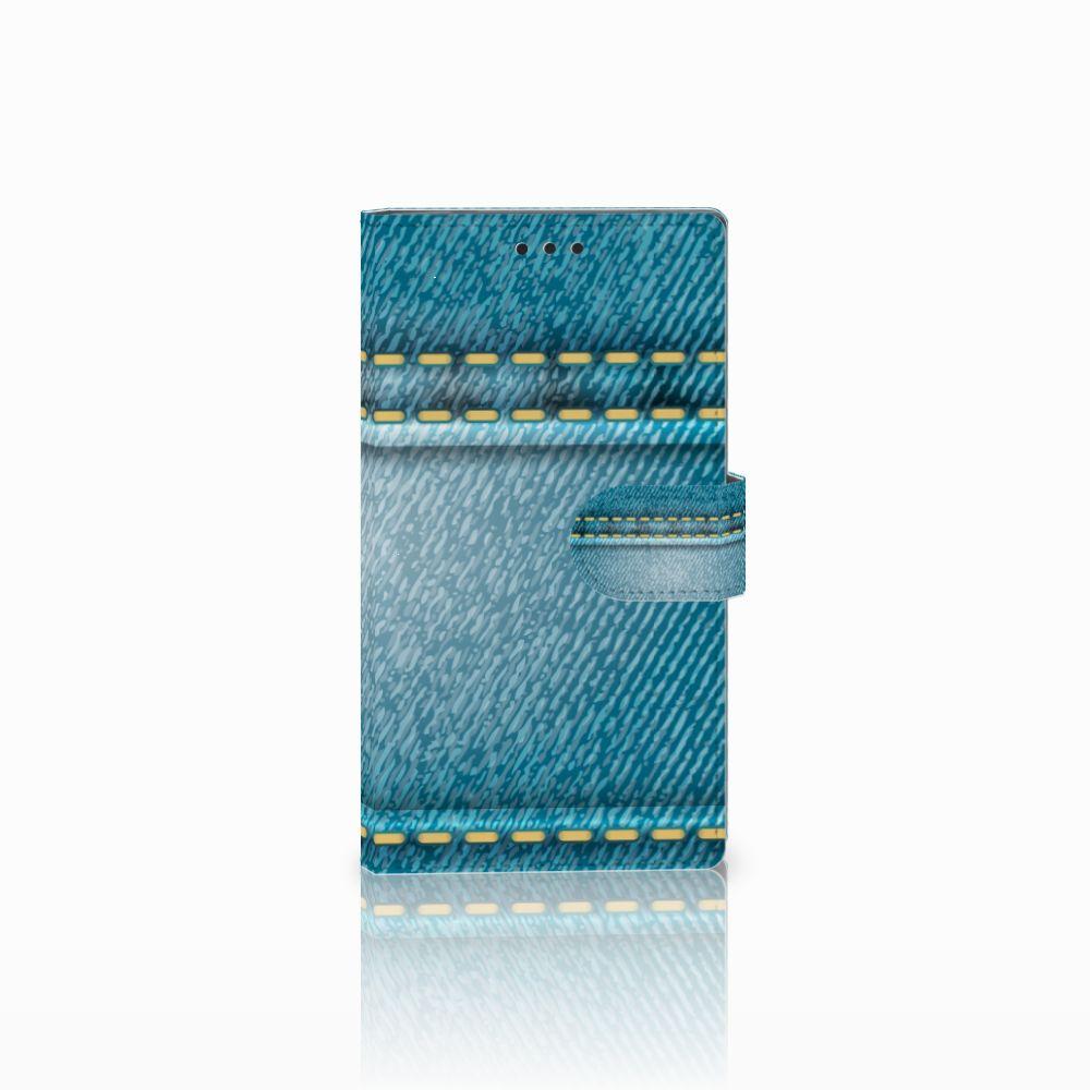 Sony Xperia L2 Boekhoesje Design Jeans