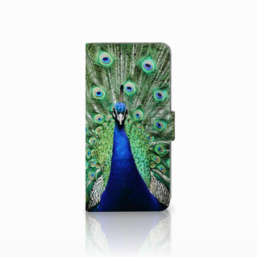Samsung Galaxy A6 Plus 2018 Boekhoesje Design Pauw