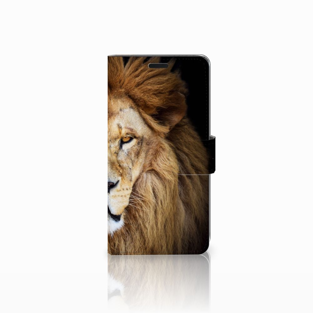 HTC Desire 530 Boekhoesje Design Leeuw