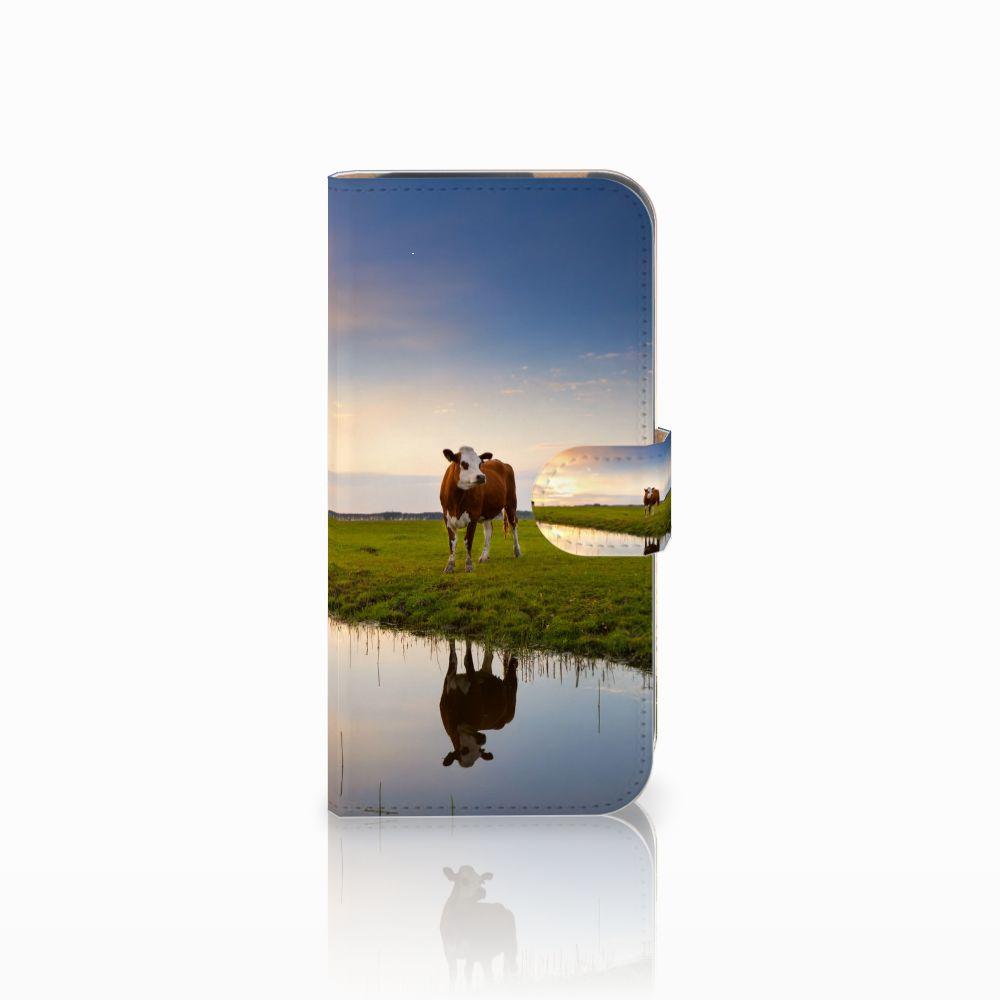 HTC One M8 Boekhoesje Design Koe