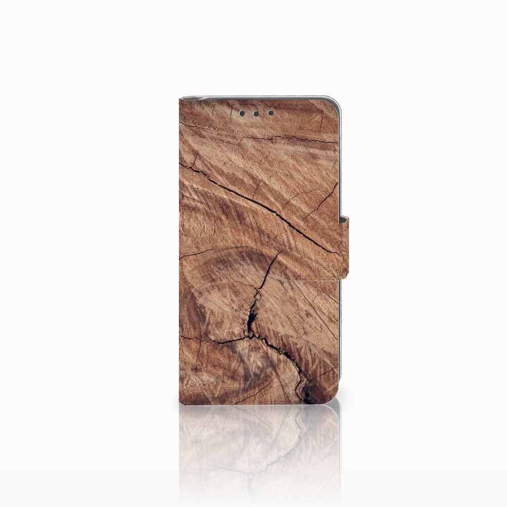 Huawei Y5 2 | Y6 II Compact Boekhoesje Design Tree Trunk