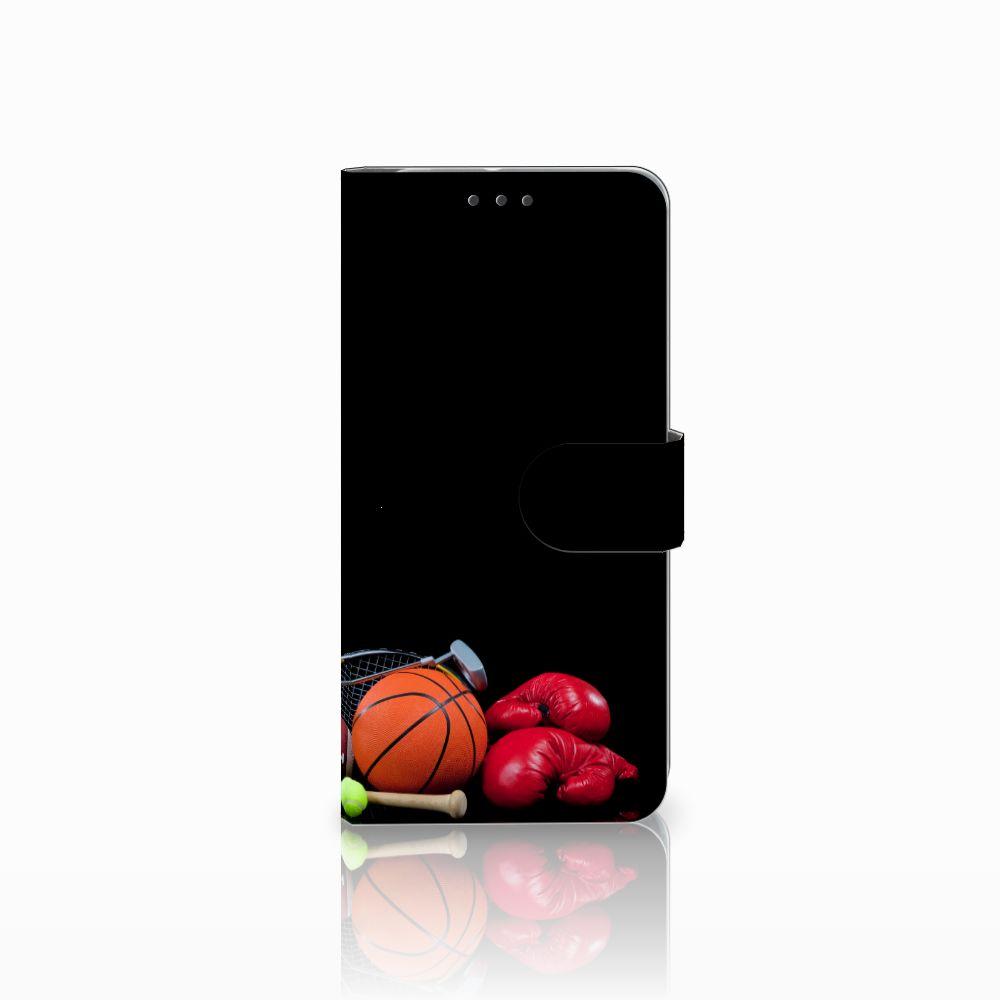 HTC U11 Plus Boekhoesje Design Sports