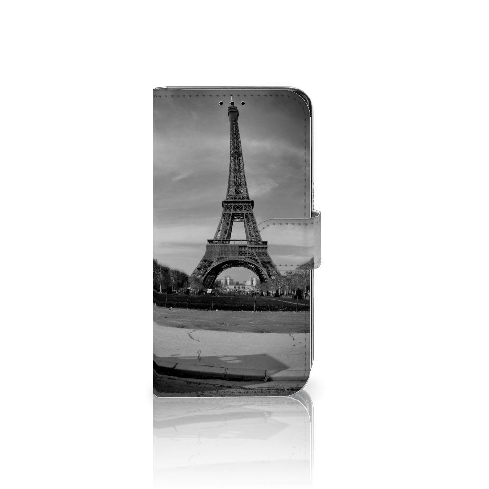 Samsung Galaxy S7 Edge Uniek Boekhoesje Eiffeltoren
