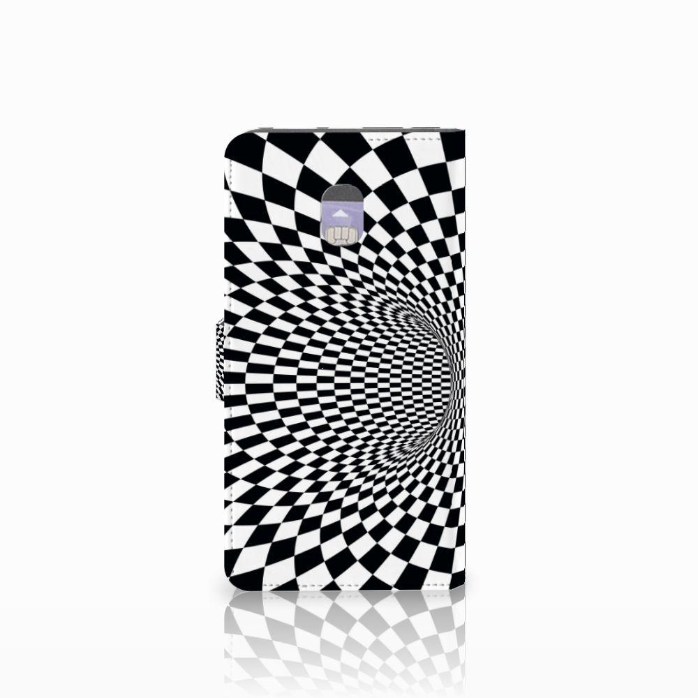 Samsung Galaxy J7 (2018) Bookcase Illusie
