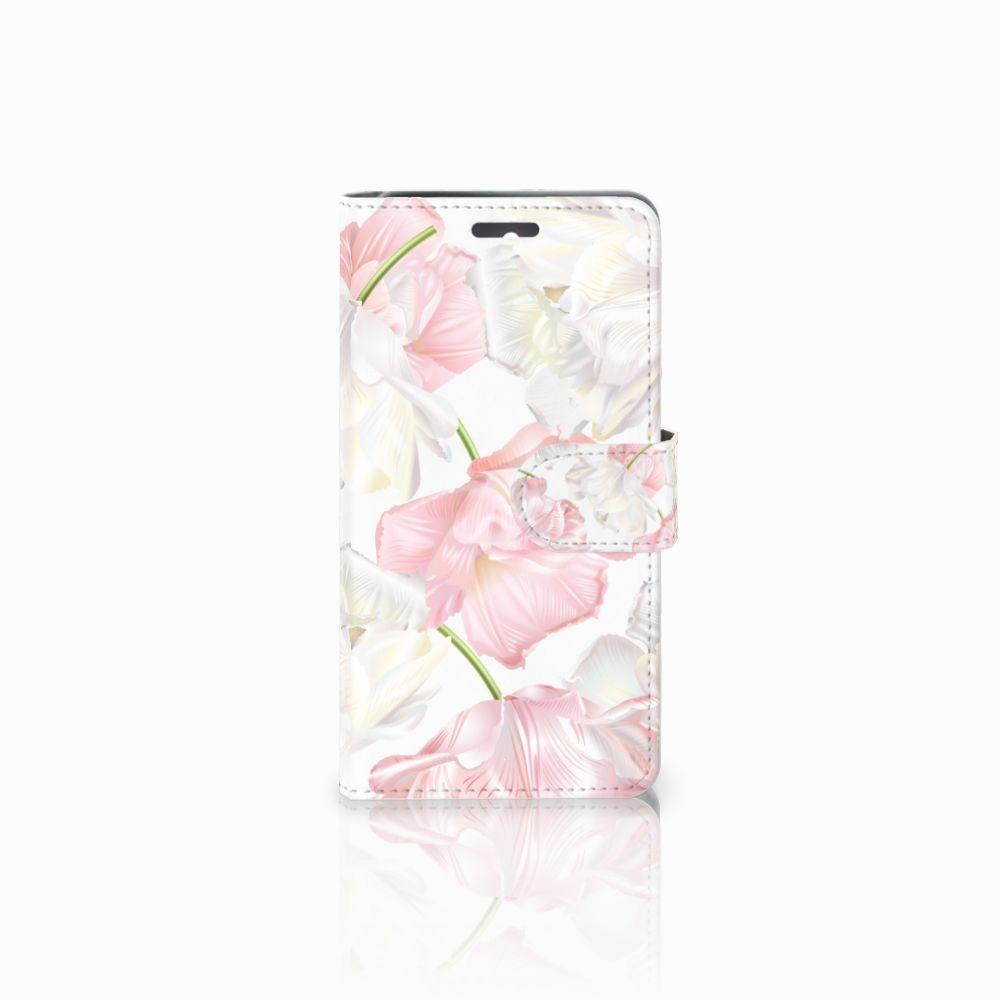 Lenovo K6 Boekhoesje Design Lovely Flowers