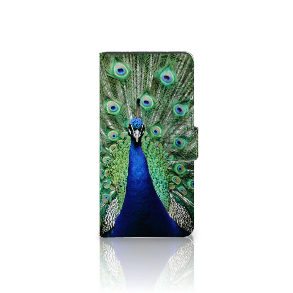 Motorola Moto Z Play Boekhoesje Design Pauw