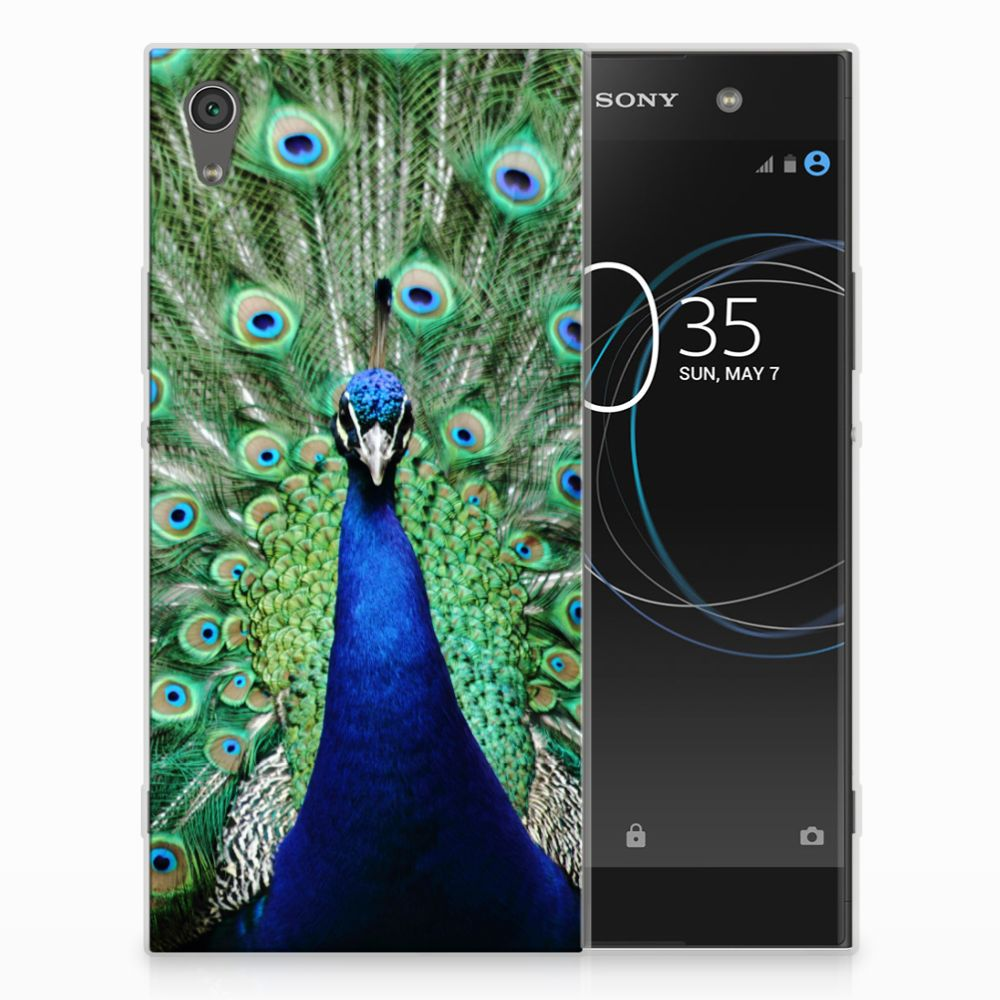 Sony Xperia XA1 Ultra TPU Hoesje Pauw