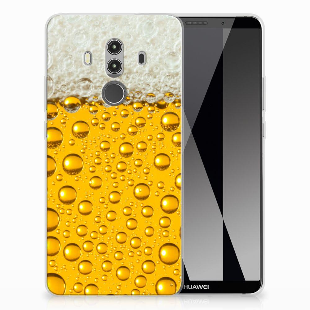 Huawei Mate 10 Pro Uniek TPU Hoesje Bier