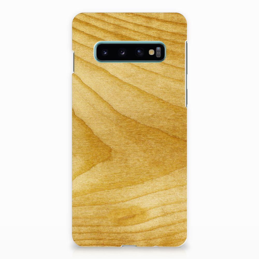Hardcase Hoesje Samsung Galaxy S10 met eigen foto