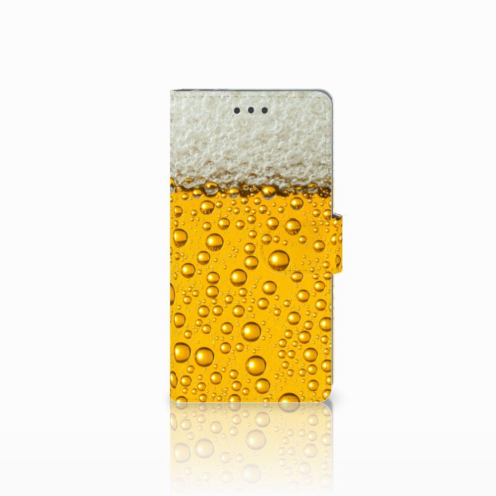 Sony Xperia E5 Uniek Boekhoesje Bier
