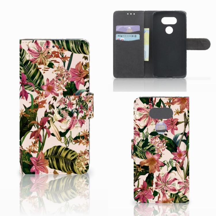 LG G5 Hoesje Flowers