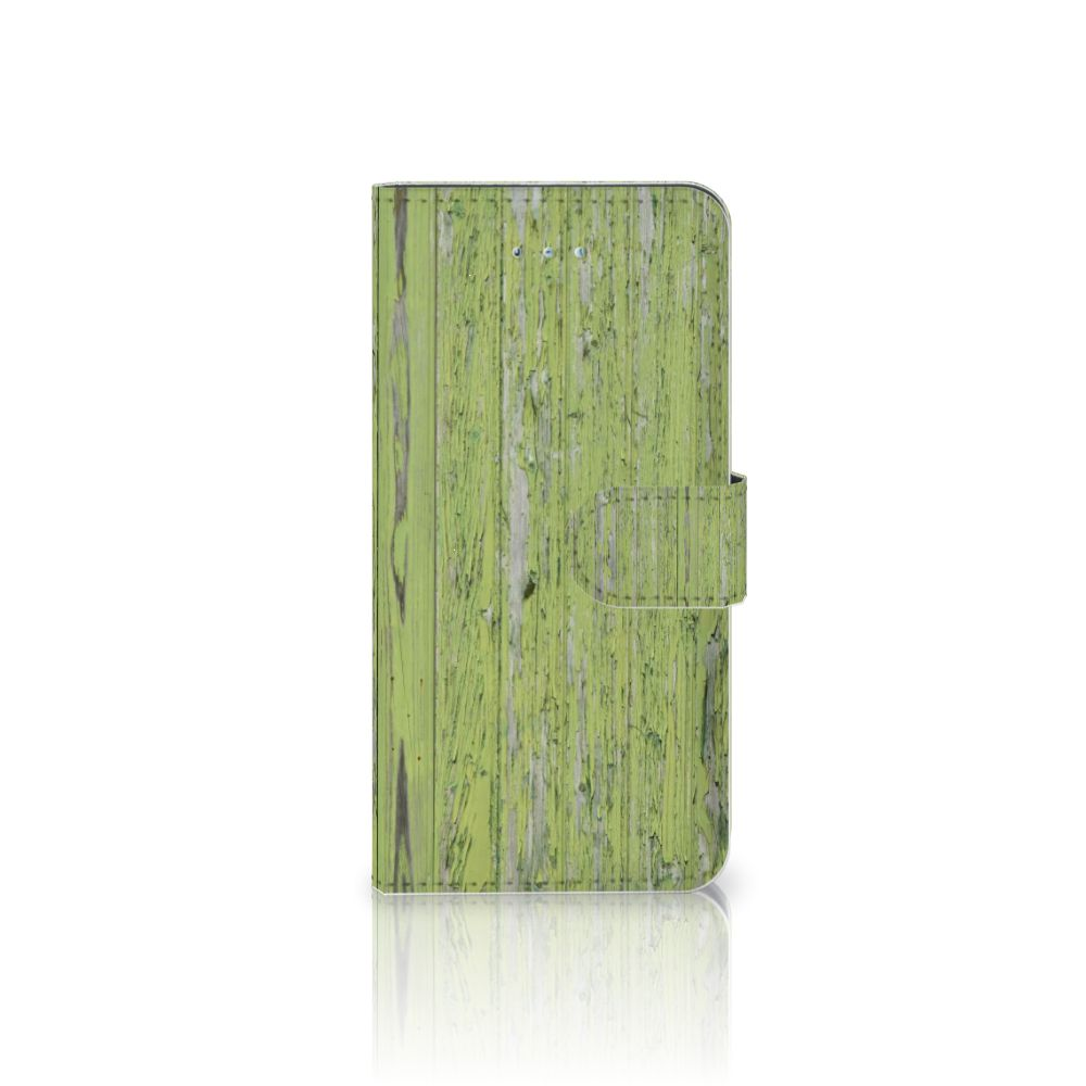 Honor 4A | Y6 Book Style Case Green Wood