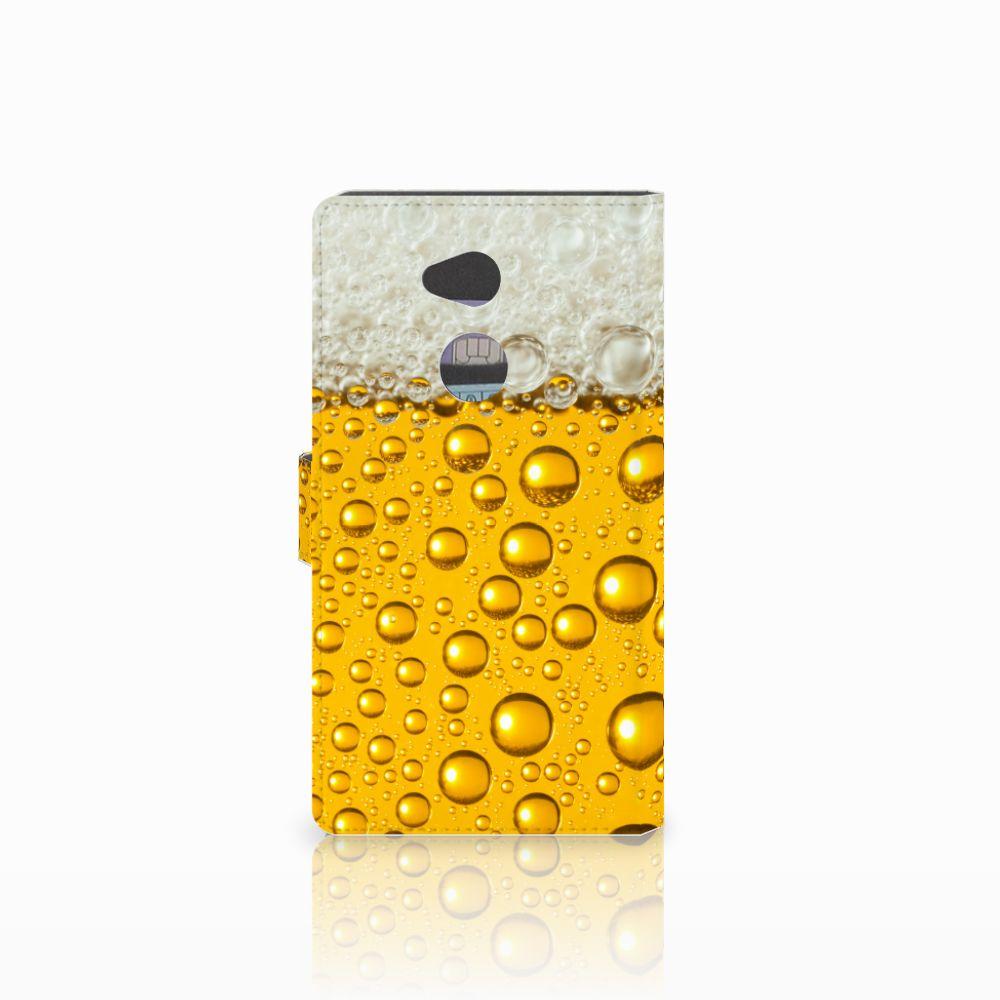 Sony Xperia XA2 Ultra Book Cover Bier