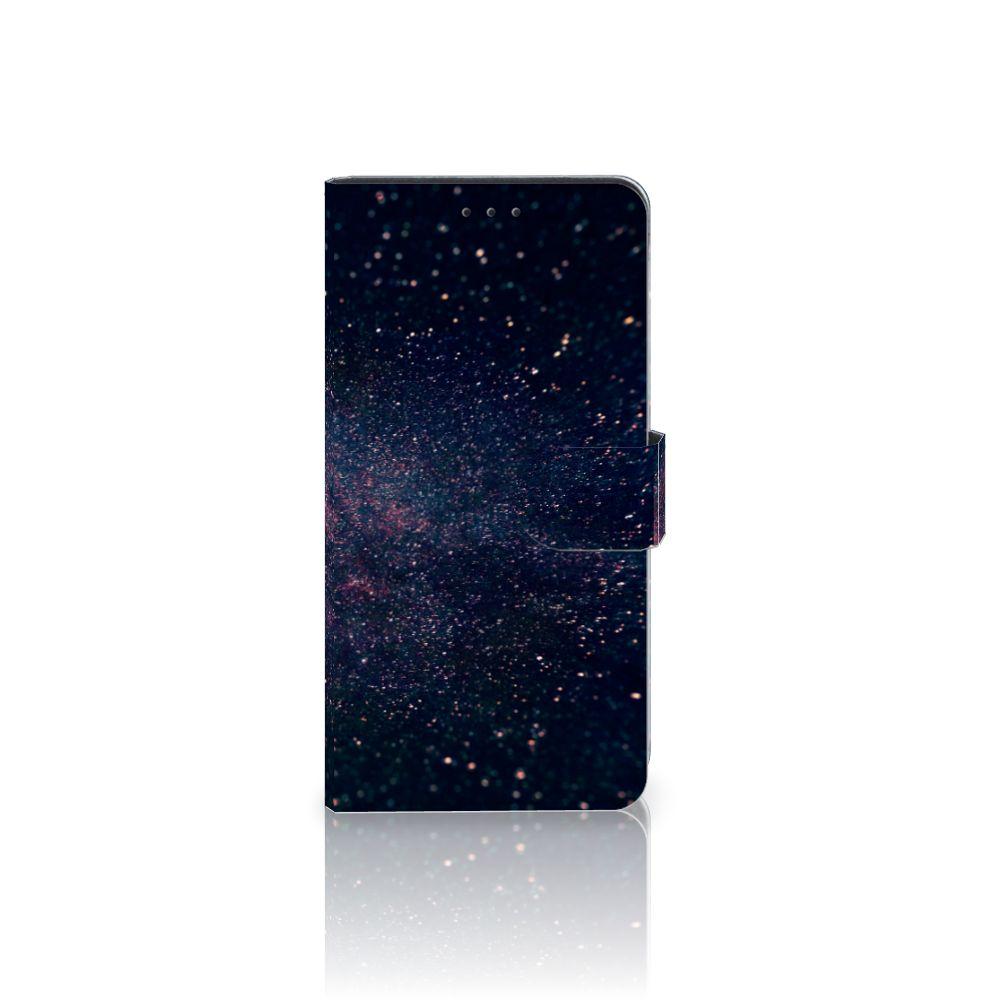Samsung Galaxy A7 (2018) Boekhoesje Design Stars