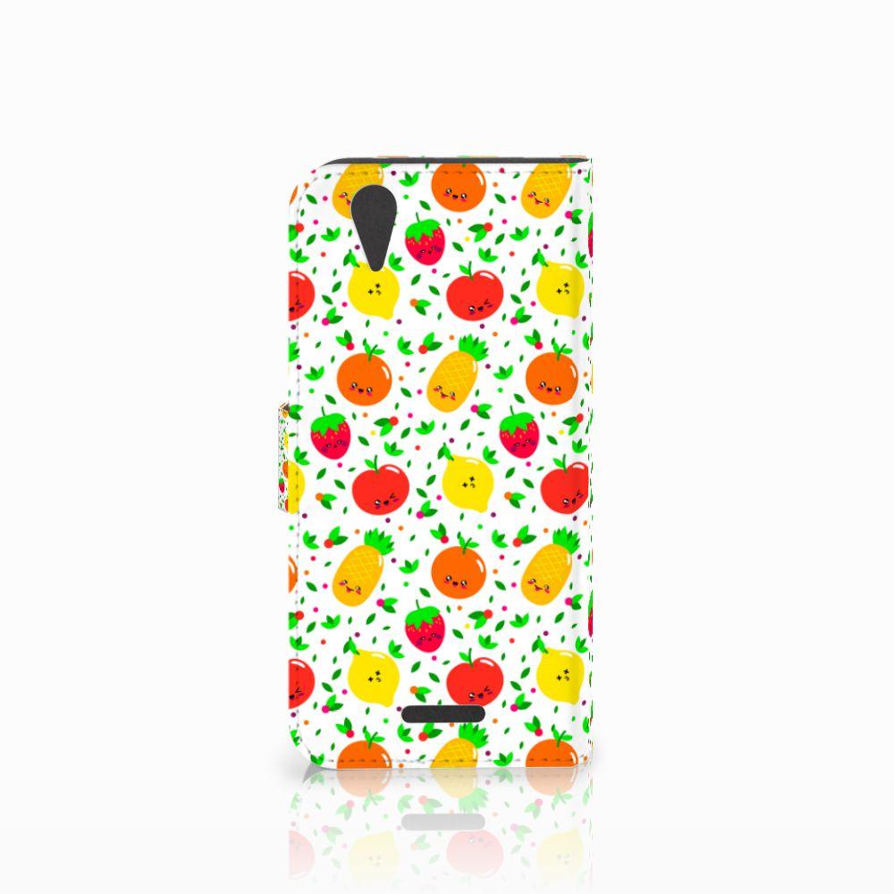 Acer Liquid Z630 | Z630s Book Cover Fruits