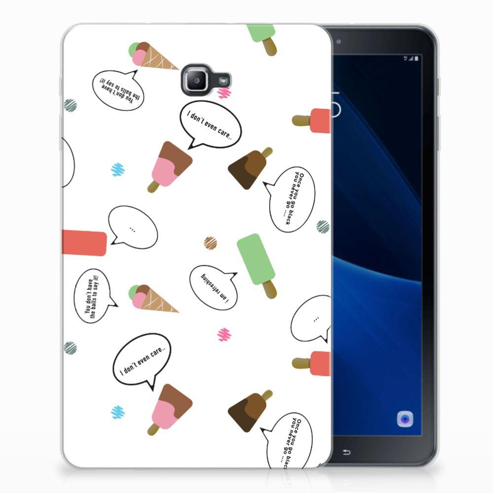 Samsung Galaxy Tab A 10.1 Tablet Cover IJsjes