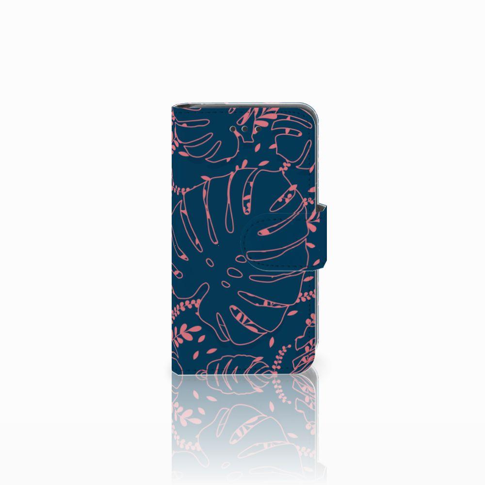 Nokia Lumia 530 Boekhoesje Design Palm Leaves