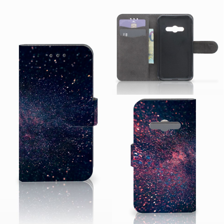 Samsung Galaxy Xcover 3 | Xcover 3 VE Bookcase Stars