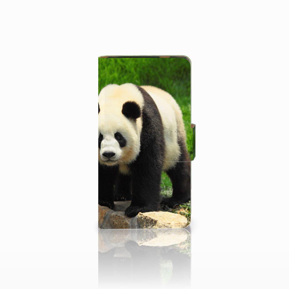 HTC Desire 601 Boekhoesje Design Panda