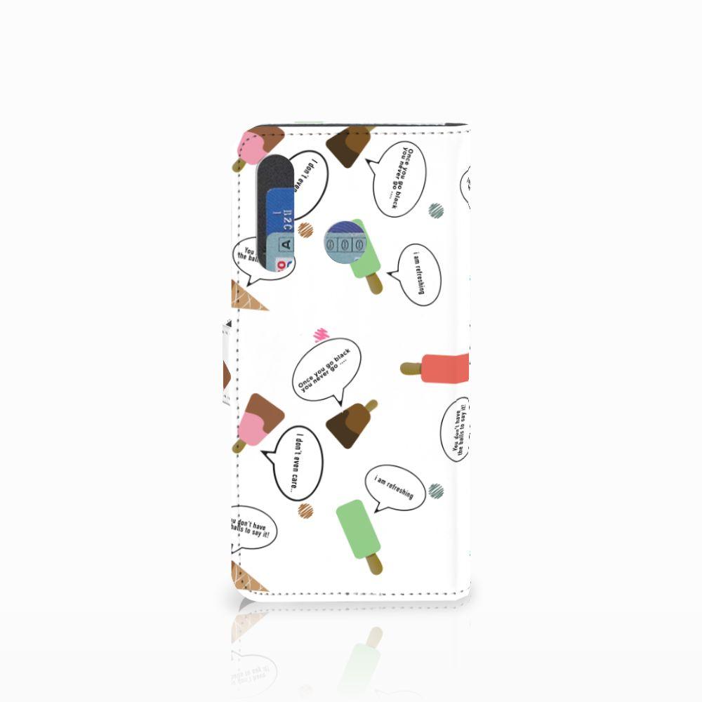 Huawei Nova 4 Book Cover IJsjes