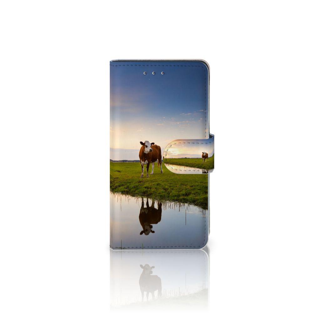 Motorola Moto G 3e Generatie Boekhoesje Design Koe