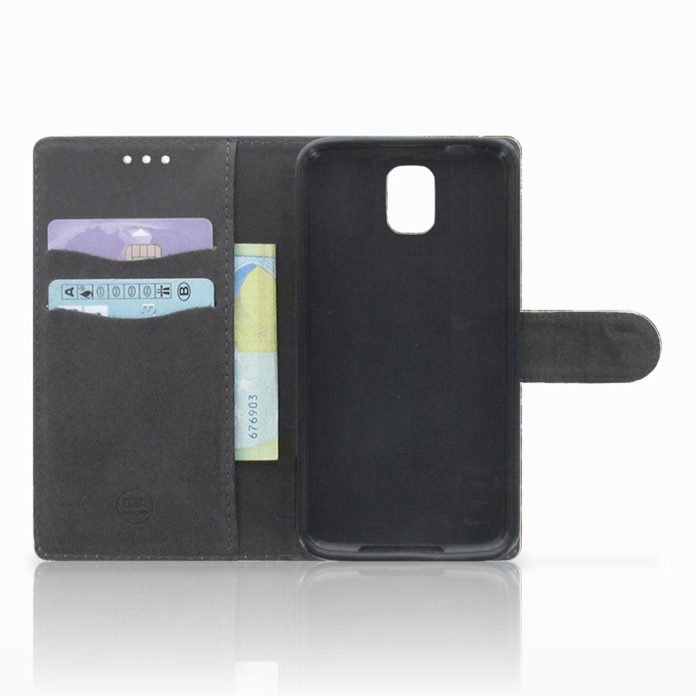 Samsung Galaxy Note 3 Boekhoesje Amsterdamse Grachten