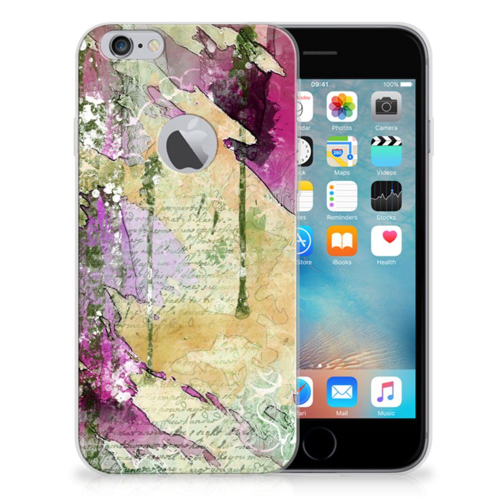 Hoesje maken Apple iPhone 6 Plus | 6s Plus Letter Painting