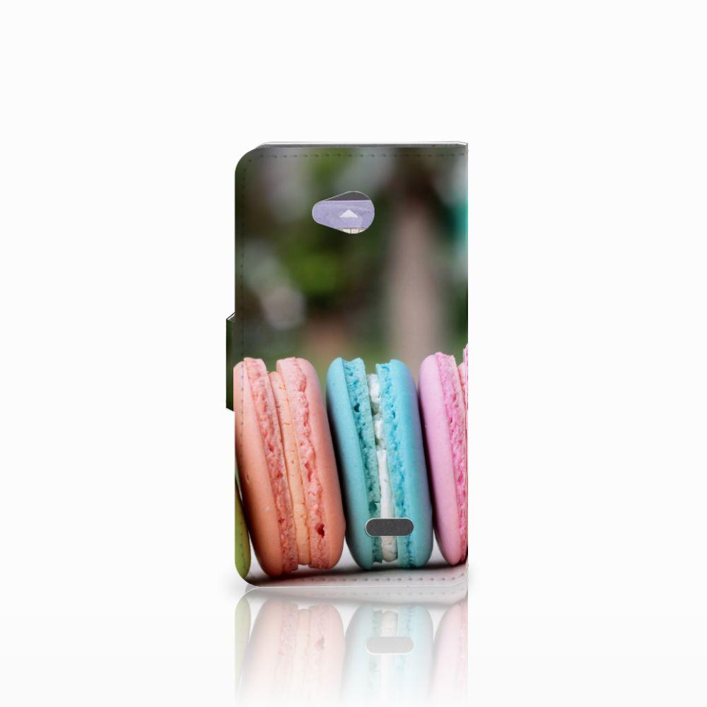 LG L70 Book Cover Macarons