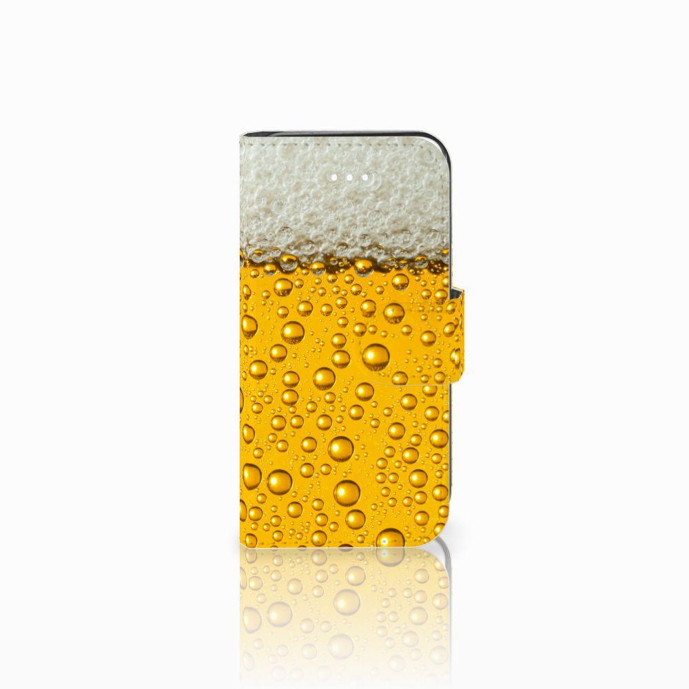 Apple iPhone 5 | 5s | SE Uniek Boekhoesje Bier