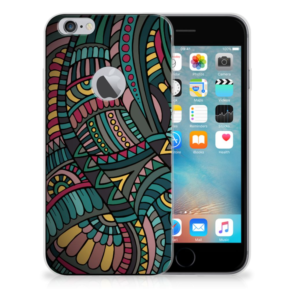 Apple iPhone 6 Plus | 6s Plus TPU bumper Aztec