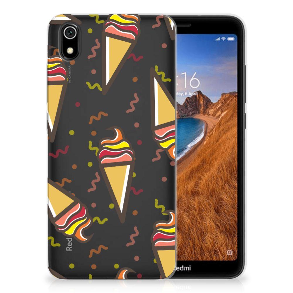 Xiaomi Redmi 7A Siliconen Case Icecream