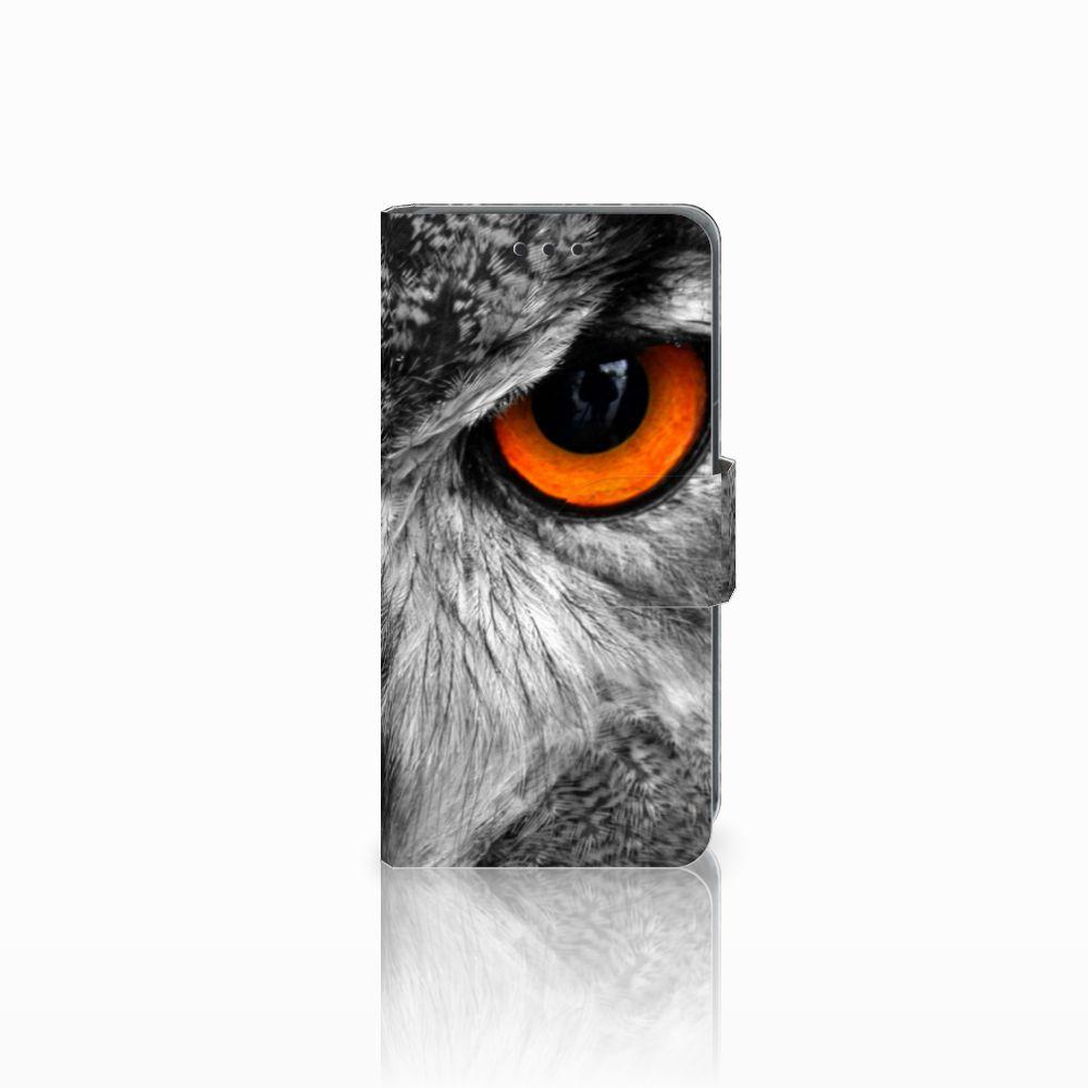 Nokia Lumia 630 Boekhoesje Design Uil