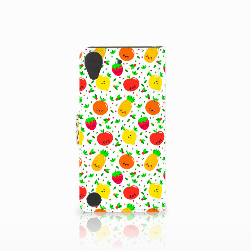 HTC Desire 530 Book Cover Fruits